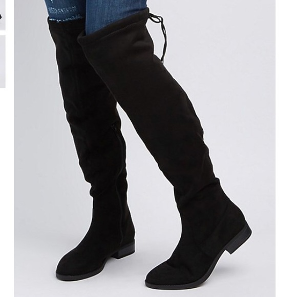 Charlotte Russe Over The Knee Boots7